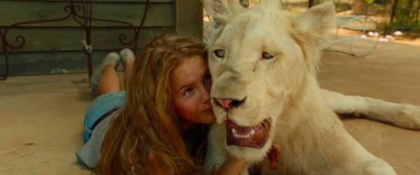 Девочка Миа и белый лев фильм 2018