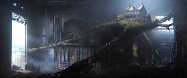 кадр из нового фильма Кома