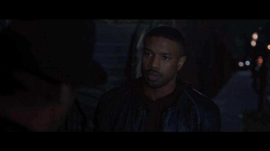 Кадр из фильма Крид 2 - Адонис