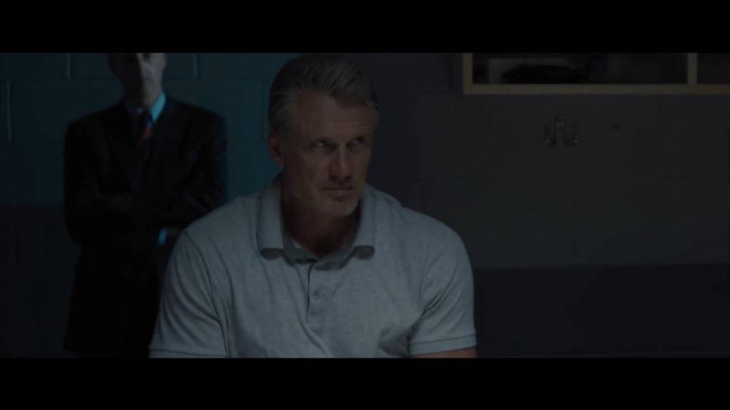 Кадр из фильма Крид 2 - Дольф Лунгрен