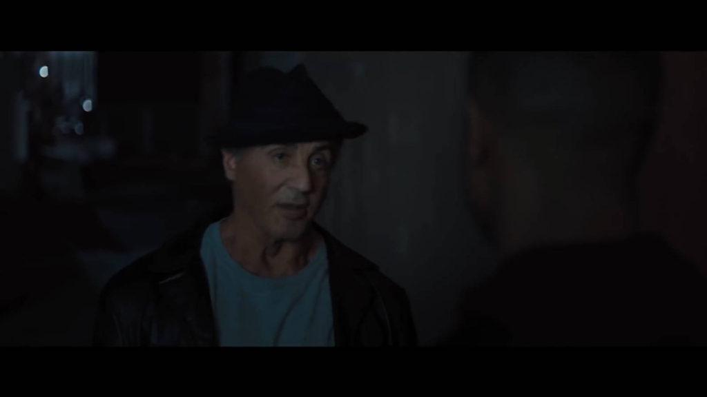 Кадр из фильма Крид 2 - Сильвестр Сталлоне