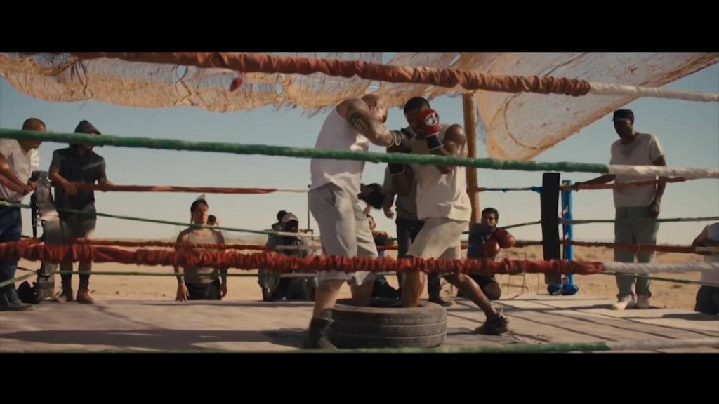 Кадр из фильма Крид 2 - Подготовка
