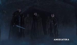 8 сезон Игра Престолов Джон Сноу, Санса ,Арья.