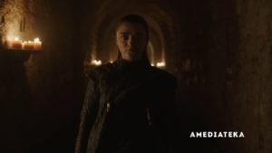 Ария Старк - 8 сезон Игры престолов
