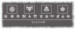 классы в lost ark