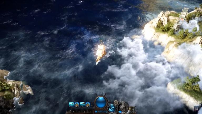 Lost Ark Морской контент