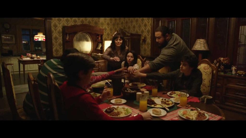 Кадры из фильма Шазам Билли В Кругу семьи