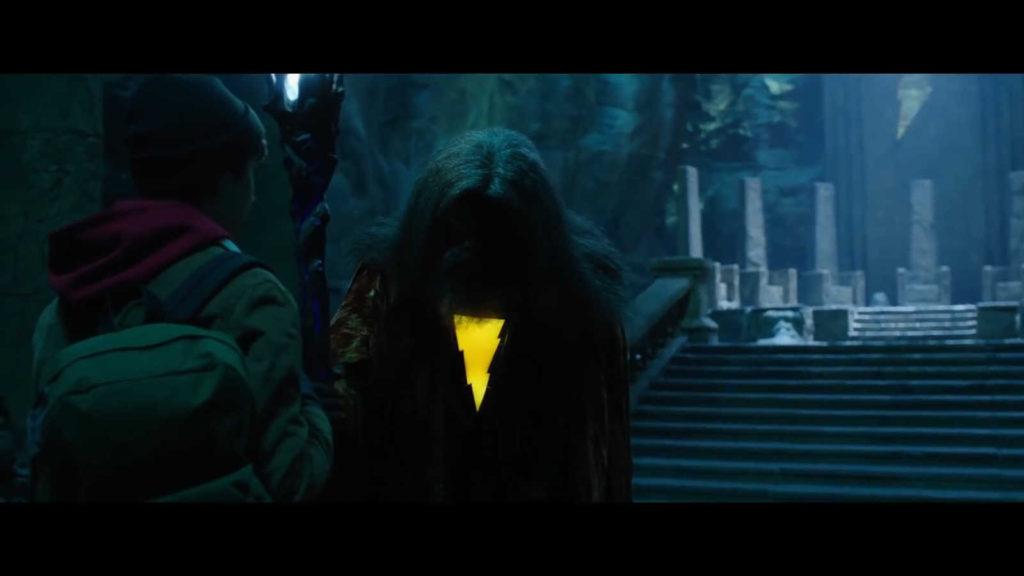 Кадры из Фильма Шазам - Мальчик и Волшебник