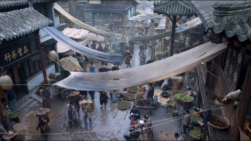 Тайна печати дракона российско китайский фильм