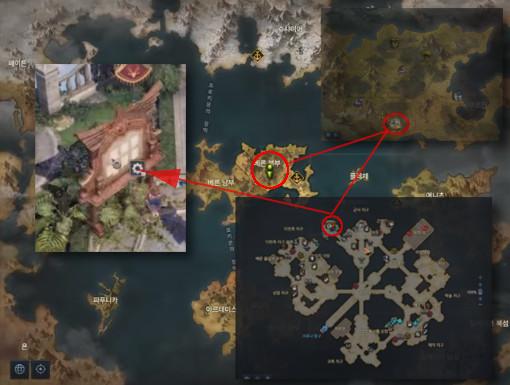 Где находиться первый гвард в Lost Ark