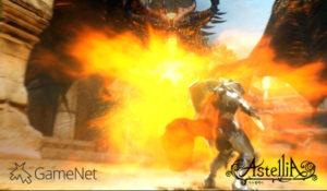 ЗБТ Astellia в России - GameNet