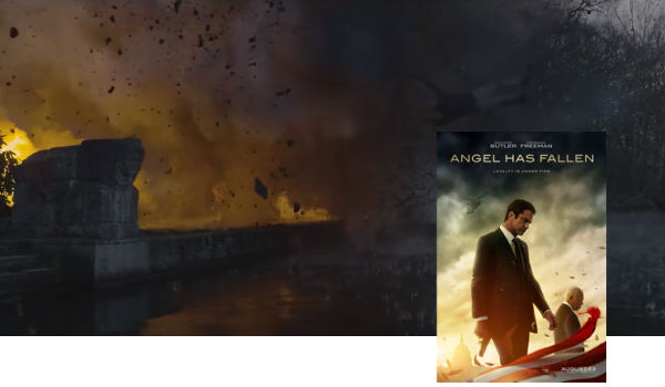 Падение Ангела фильм 2019 обзор трейлер
