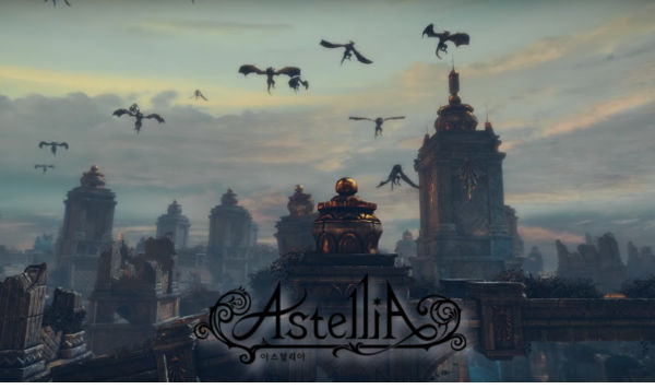Astellia Online. Первые тесты в России