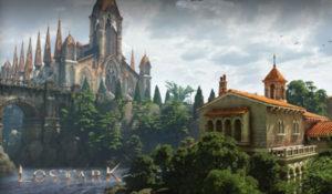 Континент Артемис Lost Ark город Леонхольд