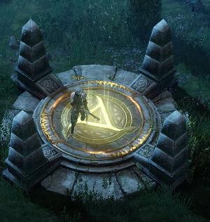 Первый стартовый Материк Артемис в Lost Ark