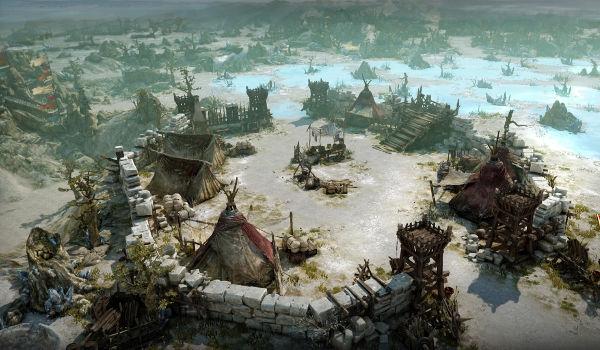 Материк Юдия в Lost Ark. Обзор