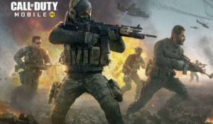 Call of Duty mobile на Android и IOS