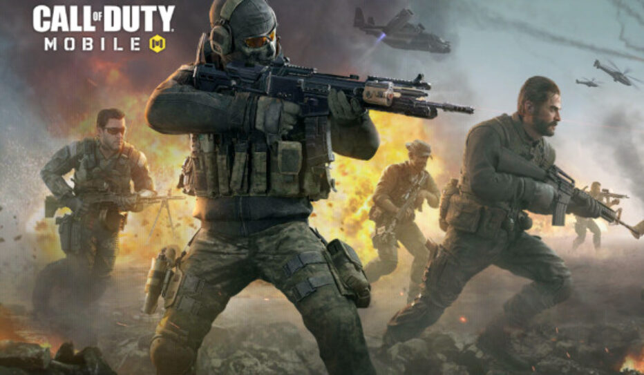 Call of Duty Mobile новый шутер на Android и IOS