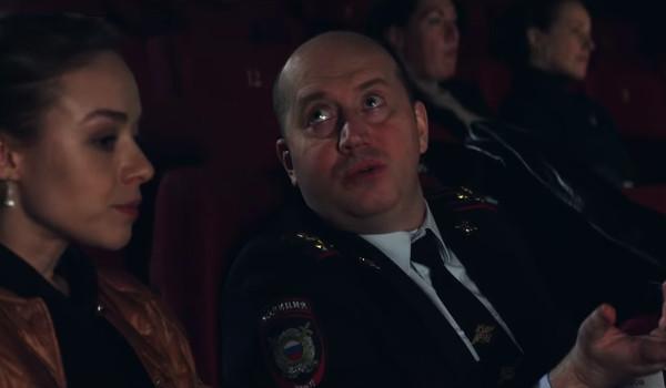 Полицейский с рублёвки Новогодний беспредел 2