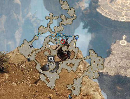 Парящие острова. Панорамы Аньшу в Lost Ark