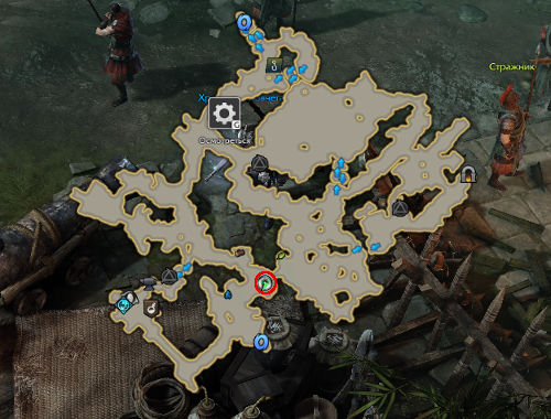 Панорамы Аньшу в Lost Ark