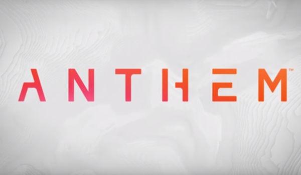 Anthem новый шутер от BioWare