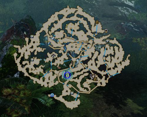 Панорамы и уникальные противники Северный Берн Lost ark