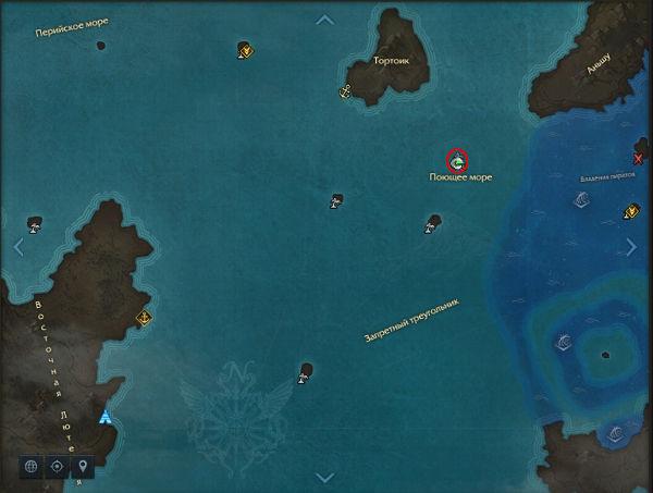 Поющий остров в Lost Ark