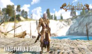 Класс Убийца в Astellia