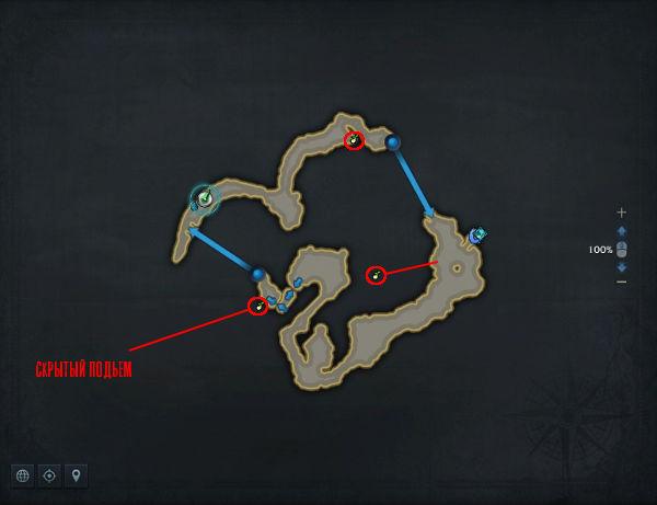 Чаячий остров в Lost Ark. Семена Мококо