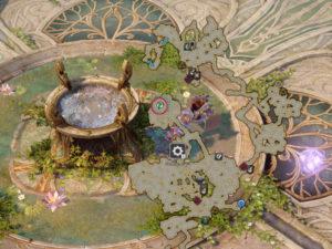 Панорамы Рохэндель Lost Ark. Святилище воды