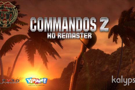 Commandos 2 HD Remaster 2020. Обзор игры