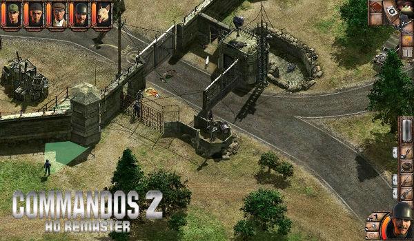 Лучшие стратегии 2020 Commandos 2 hd remaster