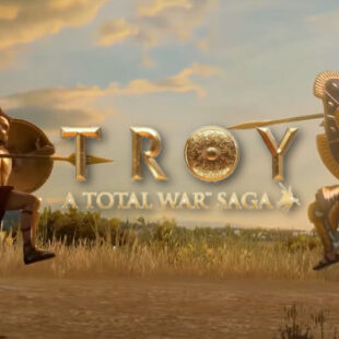 Геймплей Total War Saga: Troy