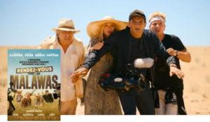 Фильм Каникулы в Африке. Трейлер, сюжет