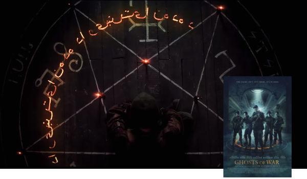 Фильм призраки войны, сюжет, трейлер