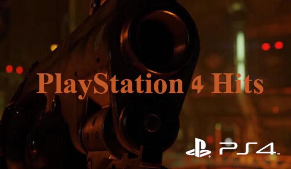 Какие игры для PlayStation 4 стали настоящими хитами