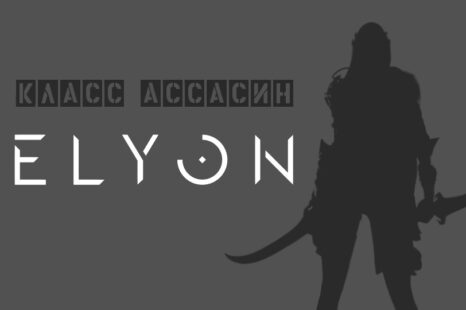 Класс Ассасин (Assassin) в Elyon