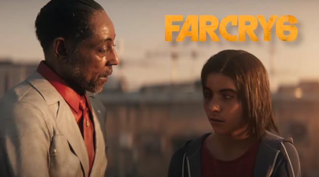 Far Cry 6 Лучшие игры 2021
