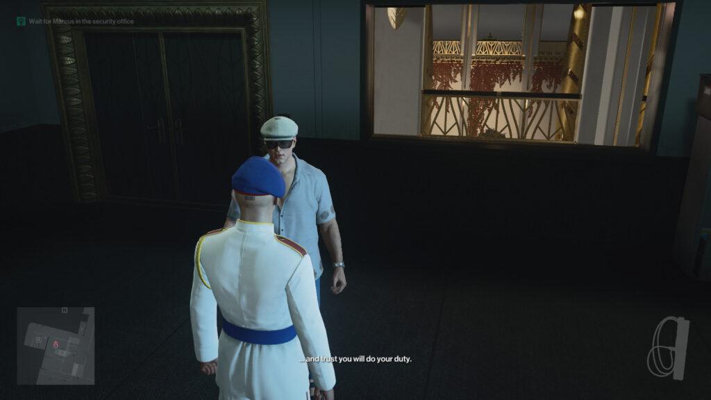 Прохождение миссии Dubai Hitman 3. Телохранитель для Маркуса