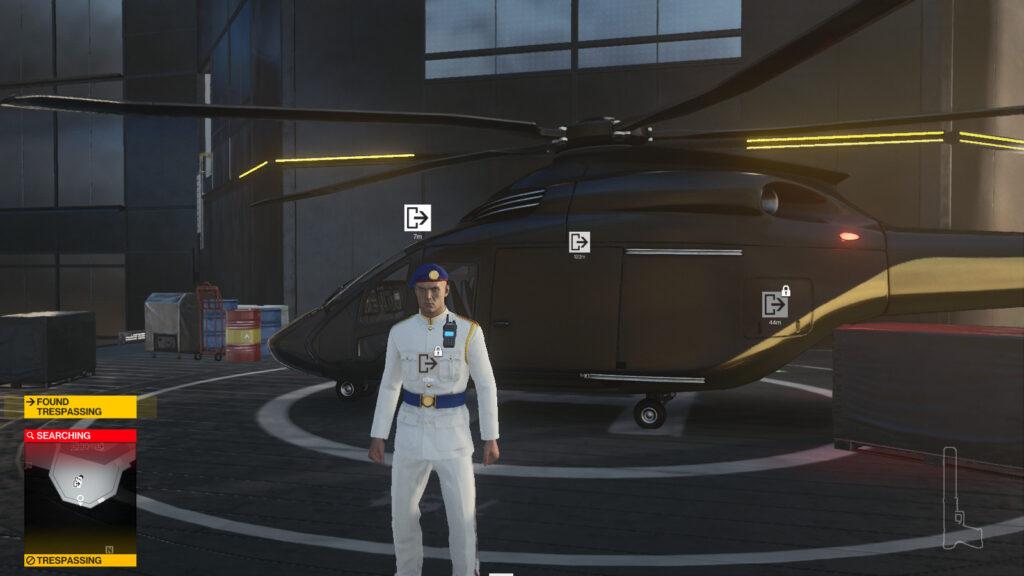 Прохождение миссии Dubai Hitman 3. Выход