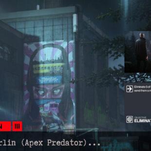 Прохождение миссии Berlin Hitman 3 (Apex Predator)