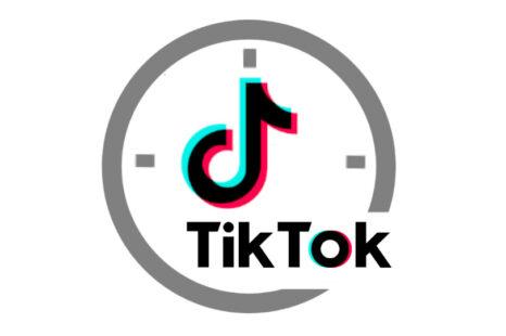 Время для рекламы в TikTok